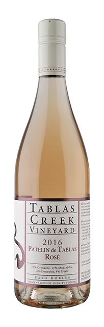 Tablas Creek Patelin de Tablas Rosé 2016 Bottle.jpg