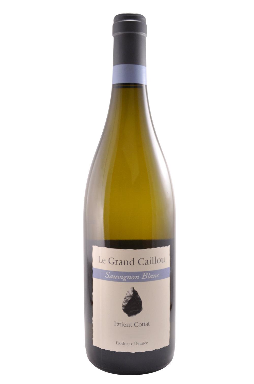 Patient Cottat Le Grand Caillou Sauvignon Blanc bottle.jpg