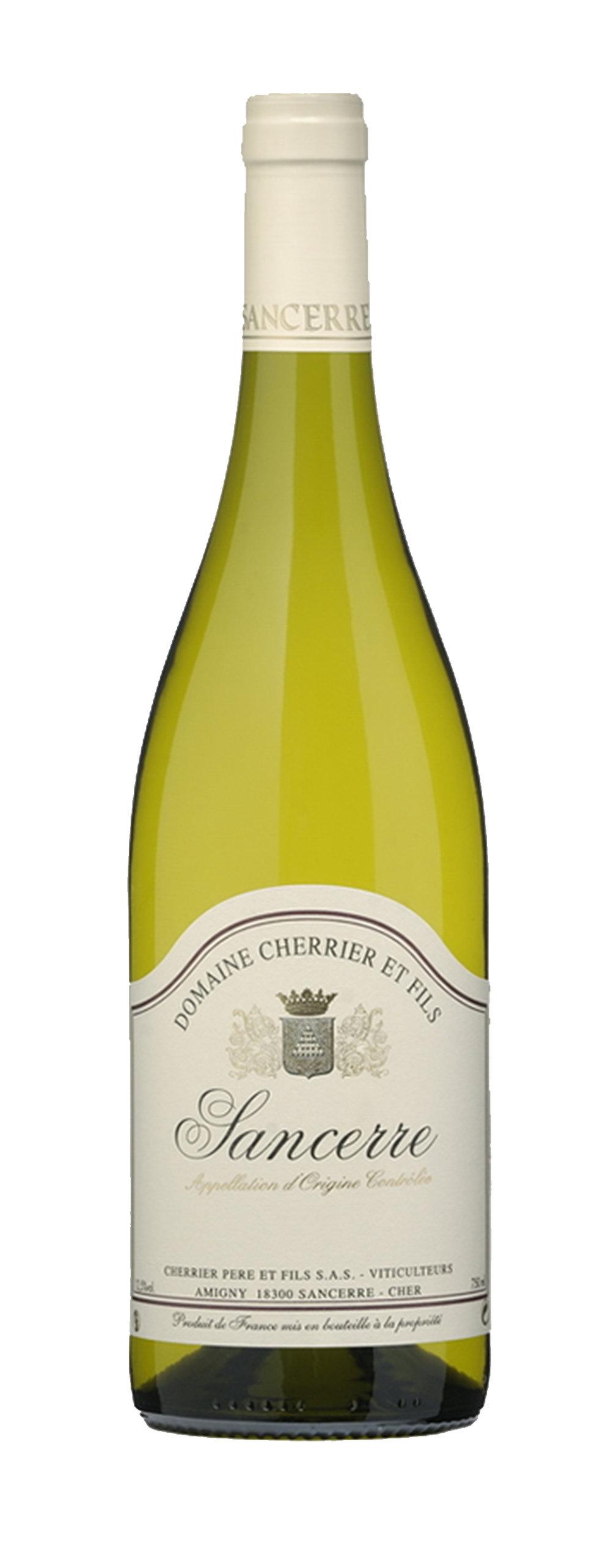 Cherrier Sancerre bottle.jpg