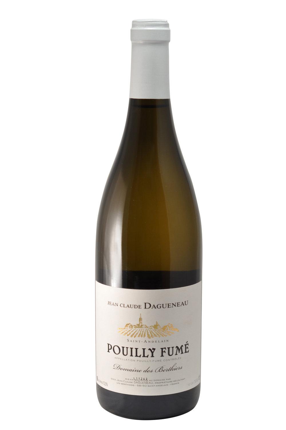 Domaine des Berthiers Poully Fumé bottle.jpg