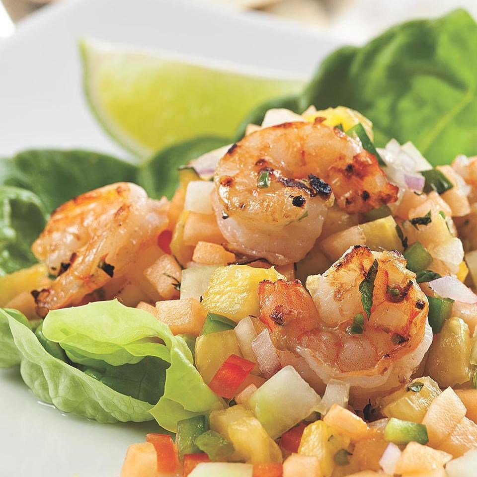 grilled shrimp with melon and pineapple salsa.jpg