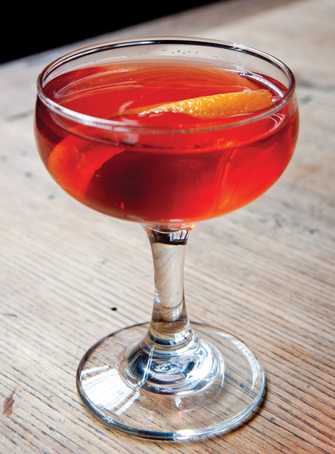 Image: Port Cocktails, Recipe:  Cocktail Enthusiast