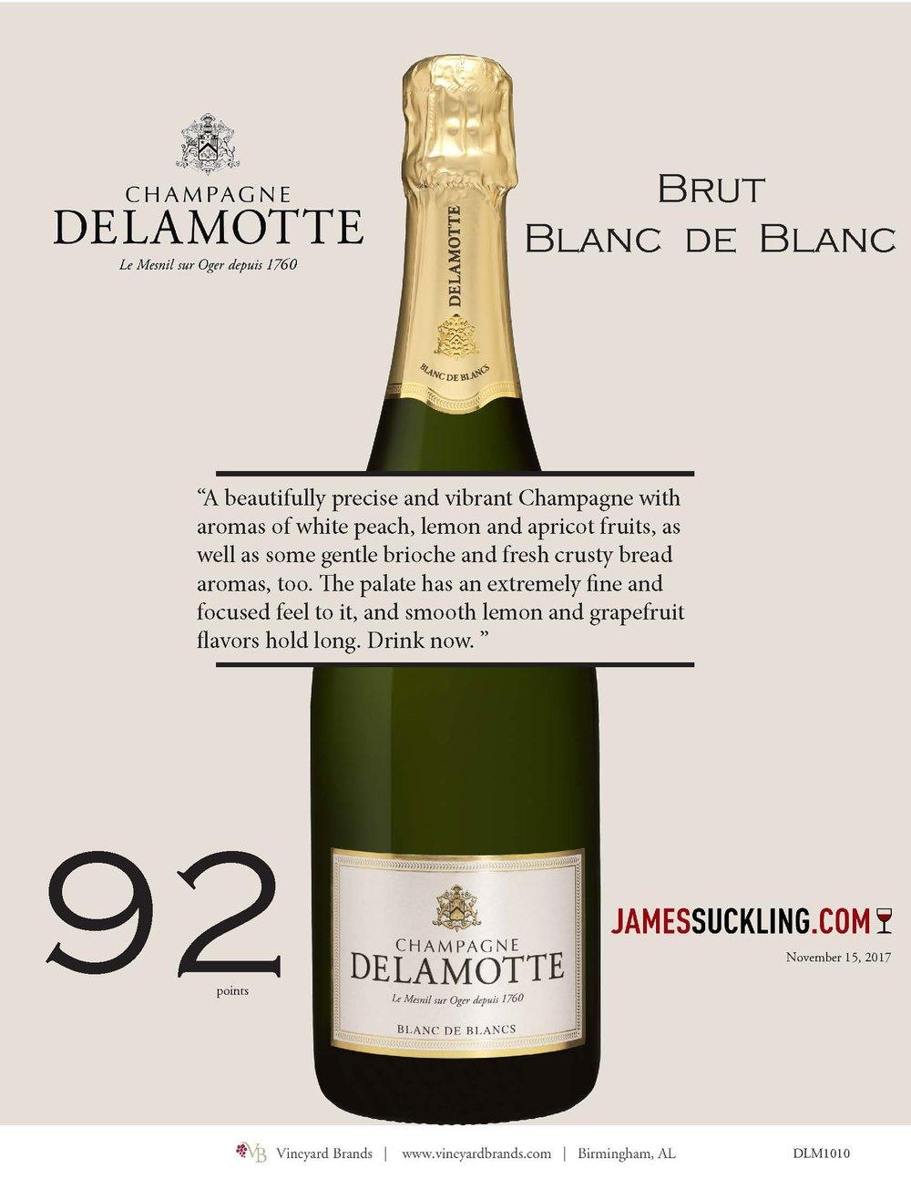 Champagen Delamotte Brut Blanc de Blancs James Suckling.jpg