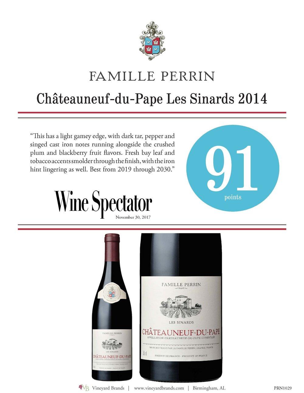 Famille Perrin CdP Les Sinards 2014.jpg