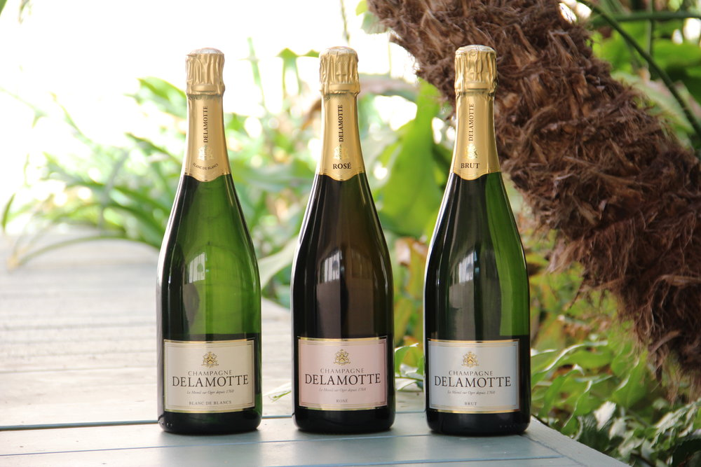 LATF USA News: The Champagne of Maison Delamotte | 10/27/17