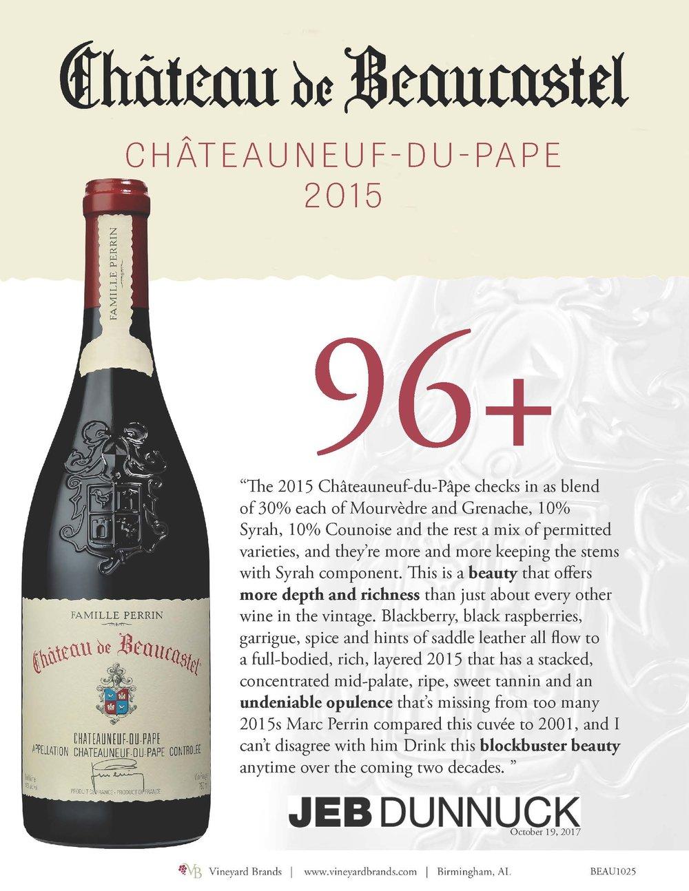 Beaucastel Chateauneuf du Pape 2015.jpg