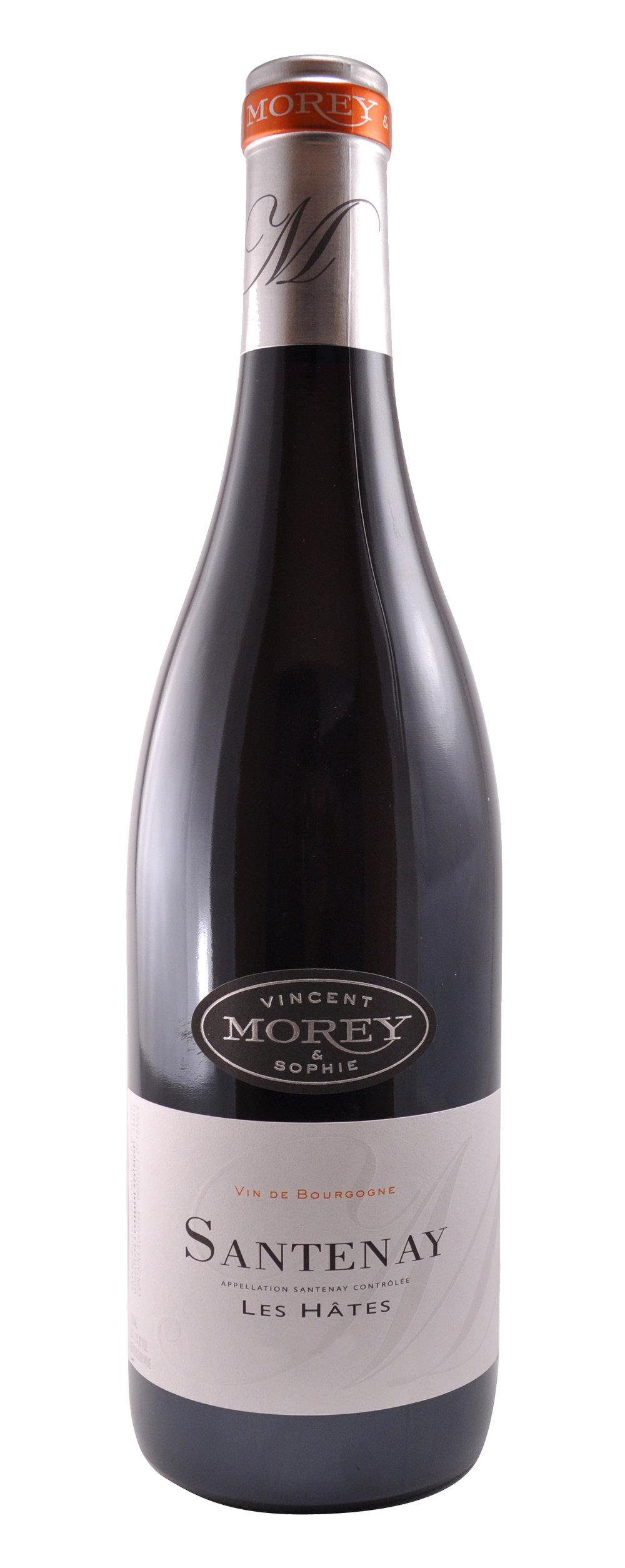 Vincent & Sophie Morey Santenay les Hauts Bottle.jpg