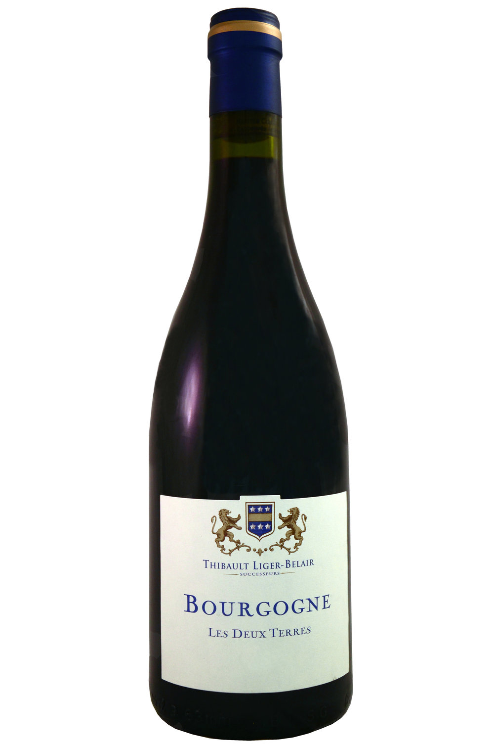 Liger-Belair Bourgogne Les Deux Terres Bottle.jpg
