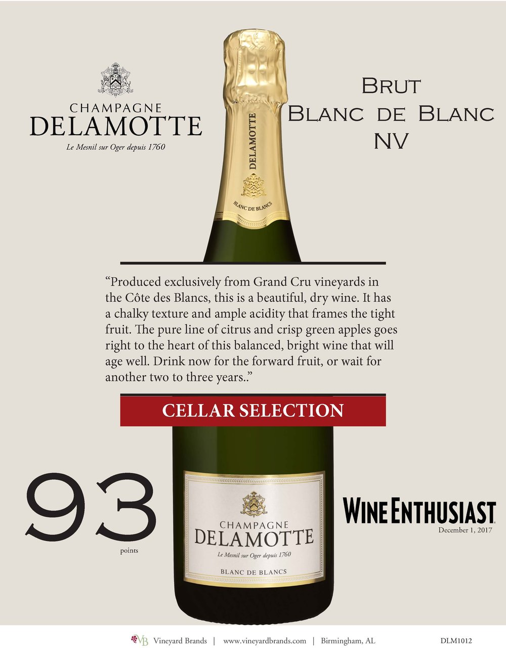 Champagne Delamotte Brut Blanc de Blanc NV.jpg