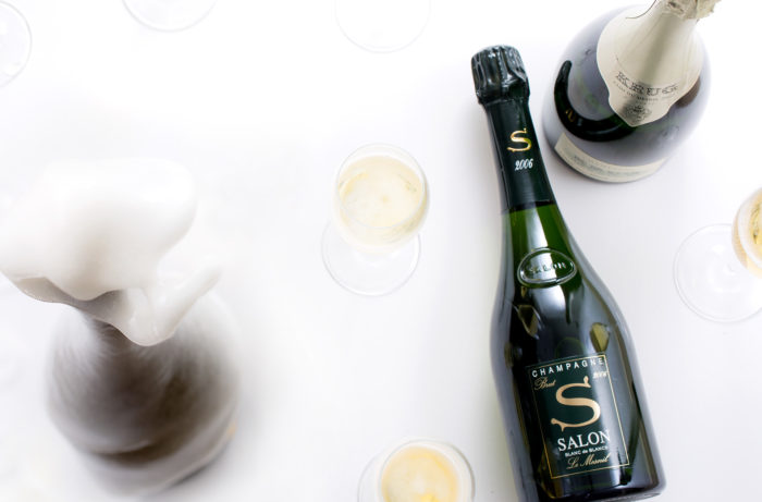 Wine Enthusiast Magazine: The Magic of Blanc de Blancs Champagne | 11/28/17
