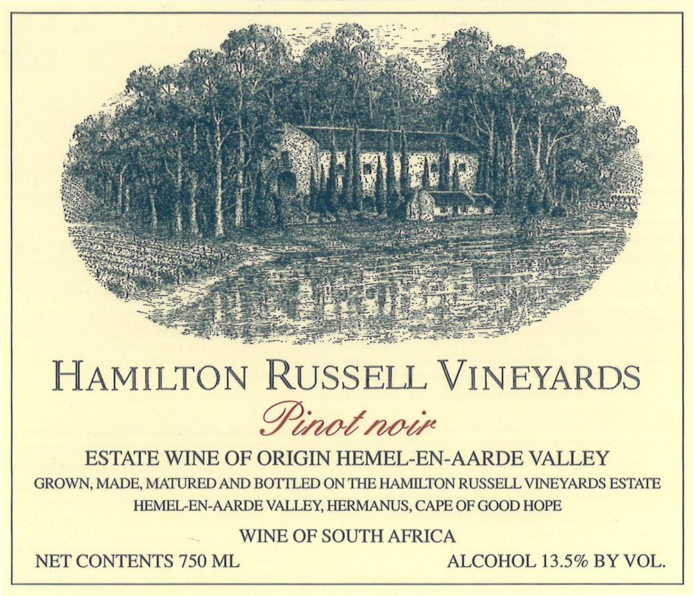 Hamilton Russell Pinot Noir Label.jpg