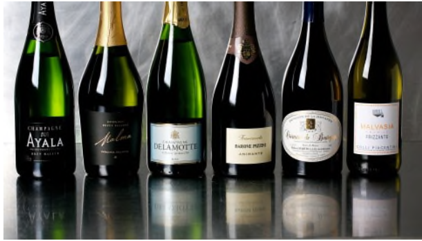 The Washington Post: These sparkling wines will help you end the year on a bubbly note | 12/22/17