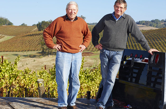 Wine Enthusiast: Robert Haas, Tablas Creek Vineyard Founder and Partner, Dies at 90 | 03/21/18