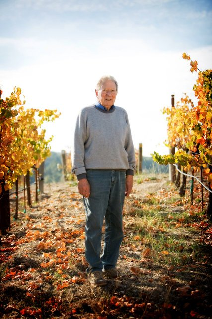 The New York Times: Robert Haas, Wine Importer & California Vintner, Dies at 90 | 04/05/18