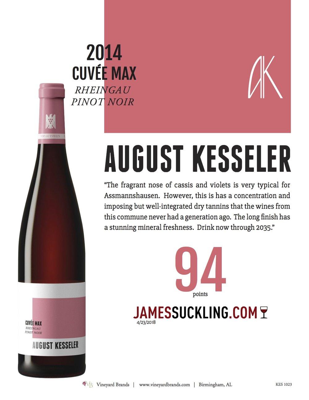 Kesseler Cuvee Max Pinot Noir 2014.jpg