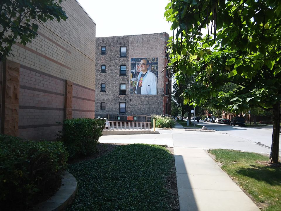 """Jim Nurss""  5400 S. Lake Park West, Chicago"
