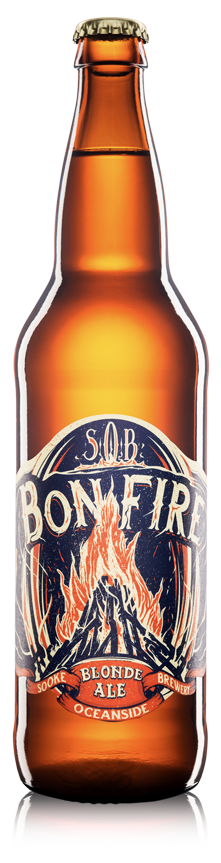 Bonfire Blonde Ale
