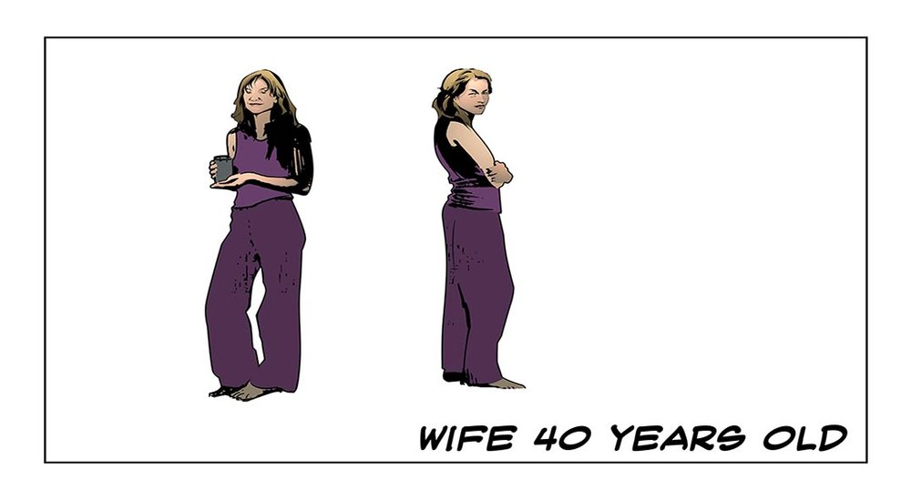 Wife 40 Years old Pajamas colors.jpg