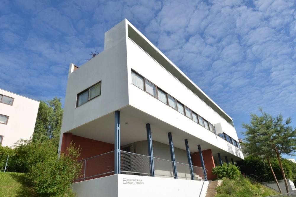 Quelle: Le-Corbusier-Haus der Stuttgarter Weissenhofsiedlung (Foto: dpa)