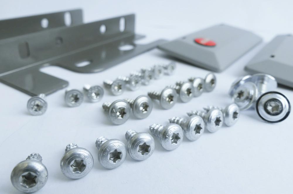 Alle Torx-Schrauben haben das gleiche Innen-Vielzahn-Profil T20