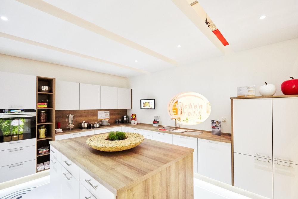 Vernetzte Küche von KüchenTreff