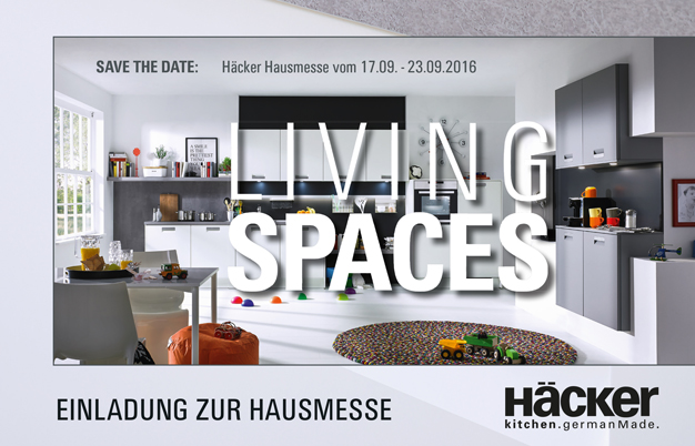 Häcker Küchen: Preview Hausmesse 2016 — GOOS COMMUNICATION