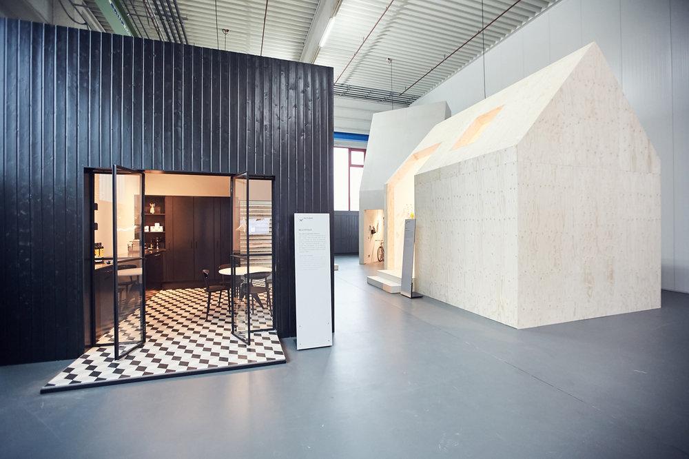 Der neue Showroom von Vauth-Sagel bietet Raum für Dialog