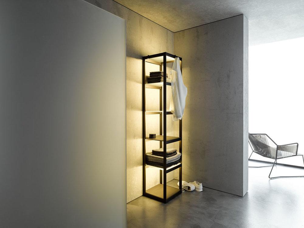 Licht ist ein wirkungsvolles Gestaltungsmittel