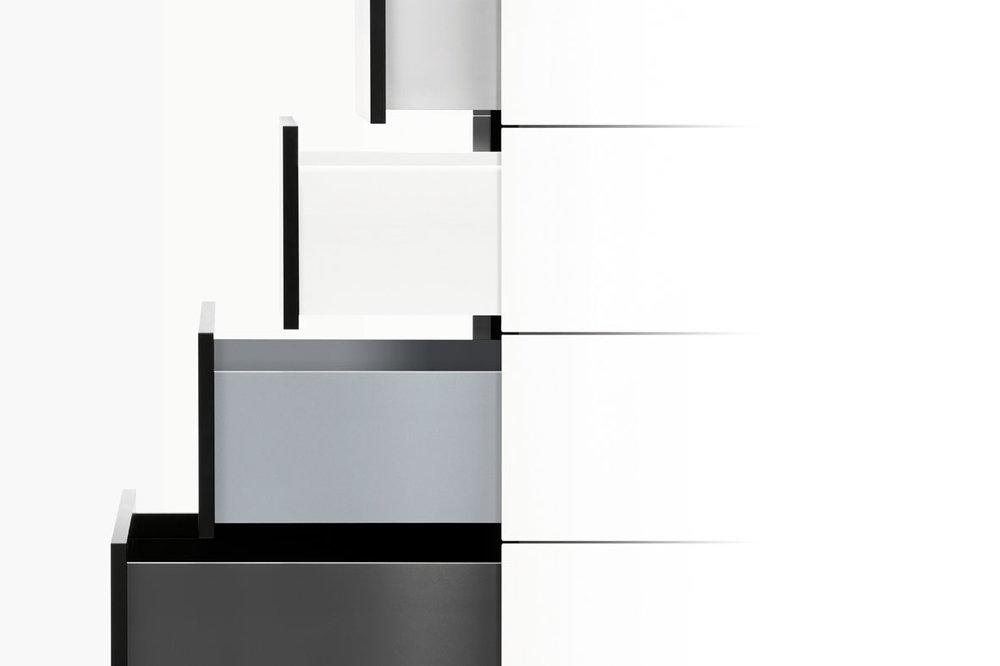 Kubistisches Design trifft auf bewährten Bewegungskomfort - Vionaro