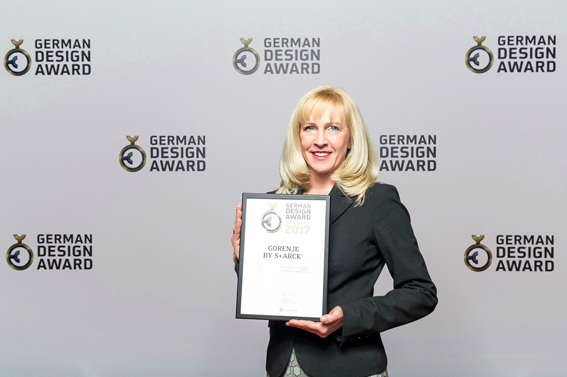 Gisela Langel, Senior Marketing Managerin bei Gorenje