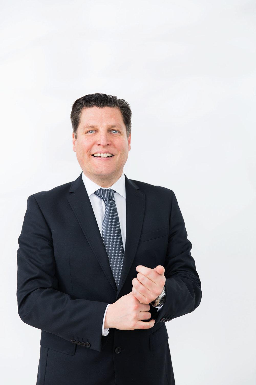 Marcus Roth, Geschäftsleitung Vertrieb Deutschland/Österreich