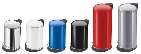 Abfallsammler ProfiLine Solid Design - neue Farben