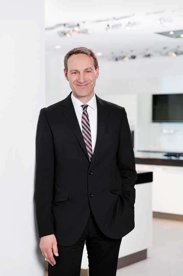 Jörg Varnholt, Vertriebsleiter Export Europa