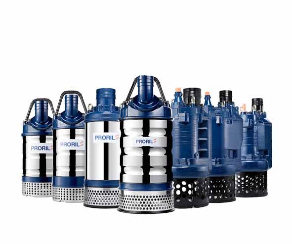 Die Walter Clausen GmbH hat ihr Angebot erweitert: Der taiwanesische Pumpenspezialist PRORIL steht für Qualitätspumpen zu attraktiven Konditionen.