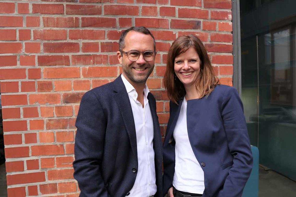 Florian Goos & Yvonne Deters