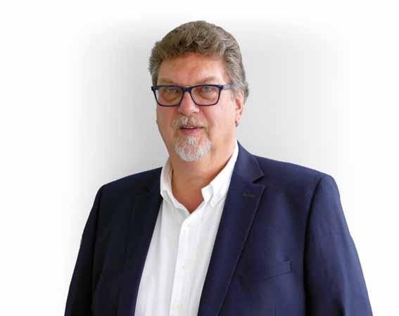 Dirk Mischnick, Geschäftsführer Hailo Wind Systems, verabschiedet sich zum 31. März 2018 in den Ruhestand