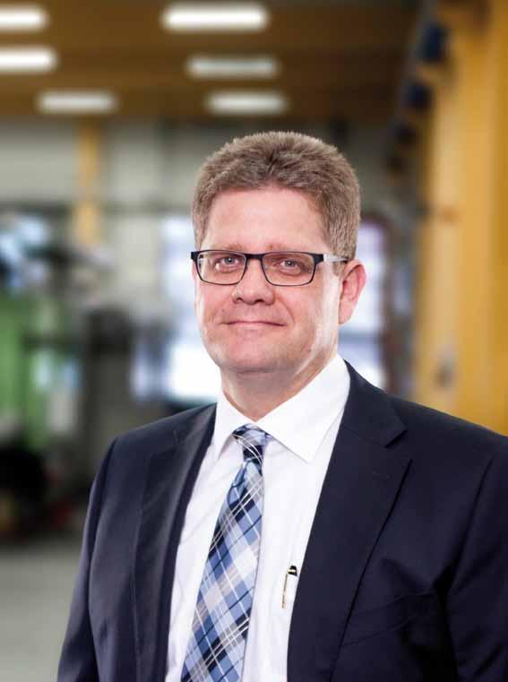 Johannes Weg löst Dirk Mischnick zum 01. April 2018 als Geschäftsführer ab