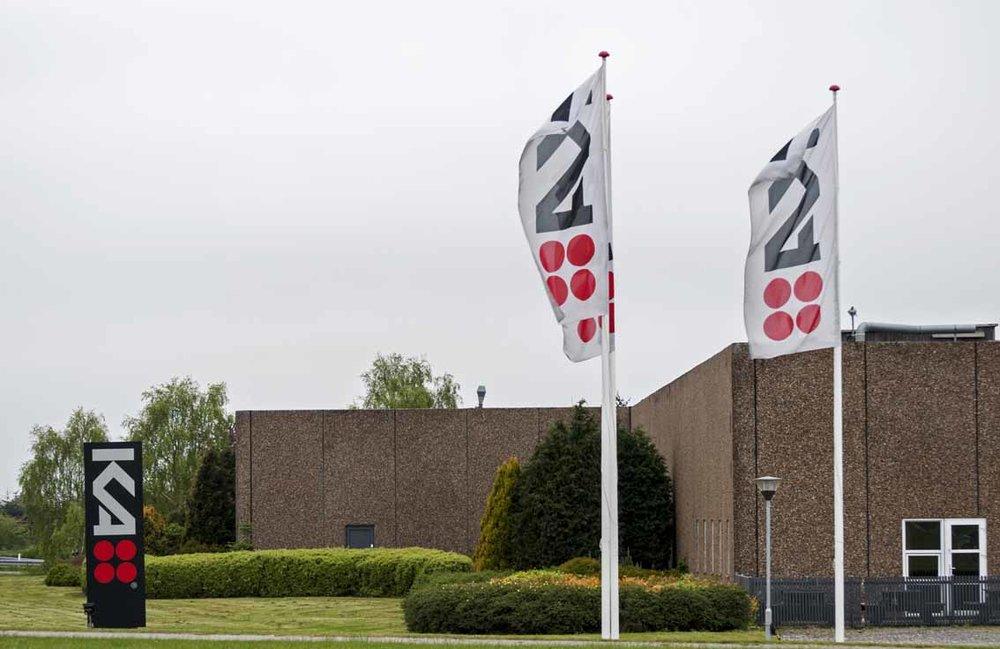 KA Interiør Firmensitz in Grindsted