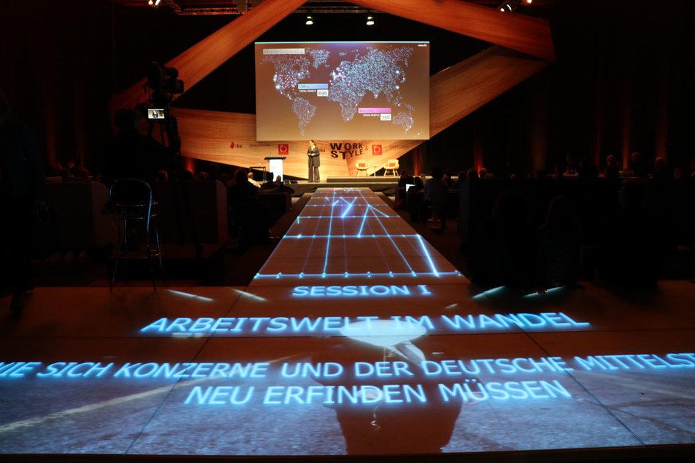 """DIE ZEIT Konferenz """"Work & Style"""""""