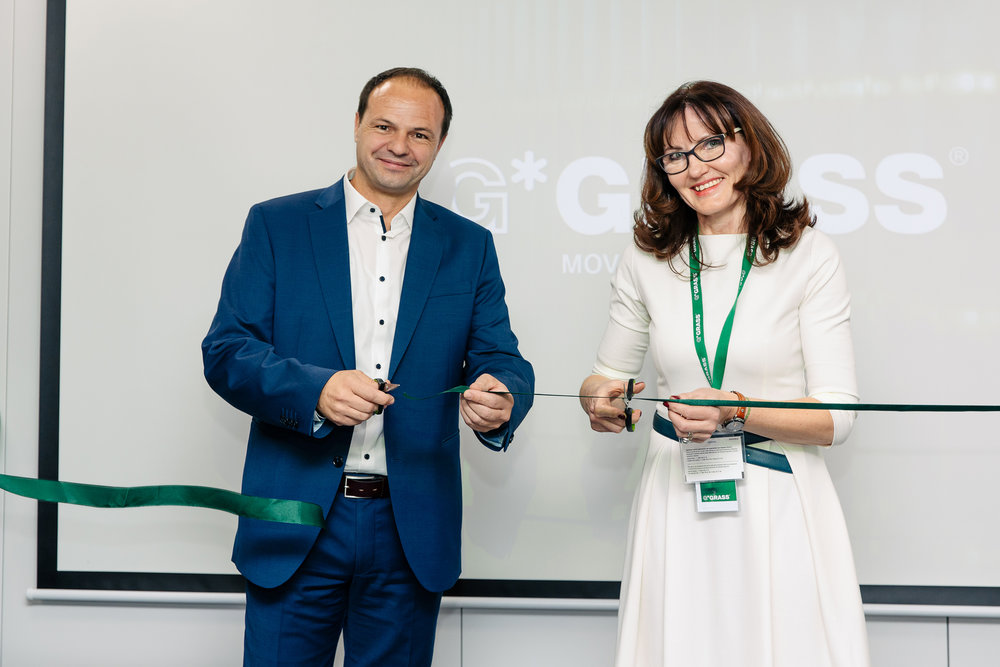 Albert Trebo und Olga Donhauser