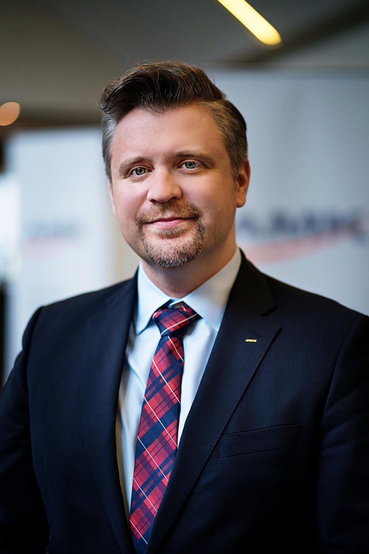 Volker Irle, Geschäftsführer AMK