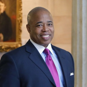 Eric L. Adams, Brooklyn Borough President