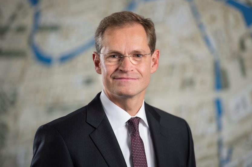Michael Müller, Mayor of Berlin and Patron of the Start Alliance