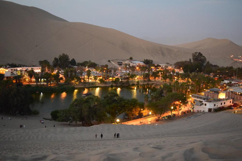 Huacachina- Desert Oasis