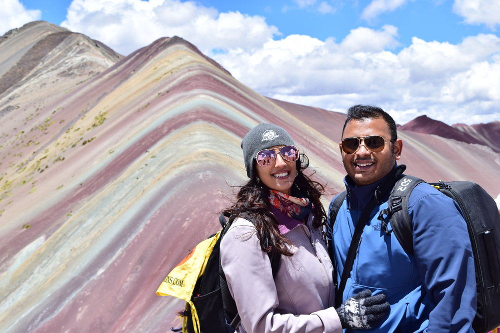 Rainbow Mountain- Day trip from Cusco
