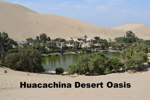 Huacachina Desert Oasis