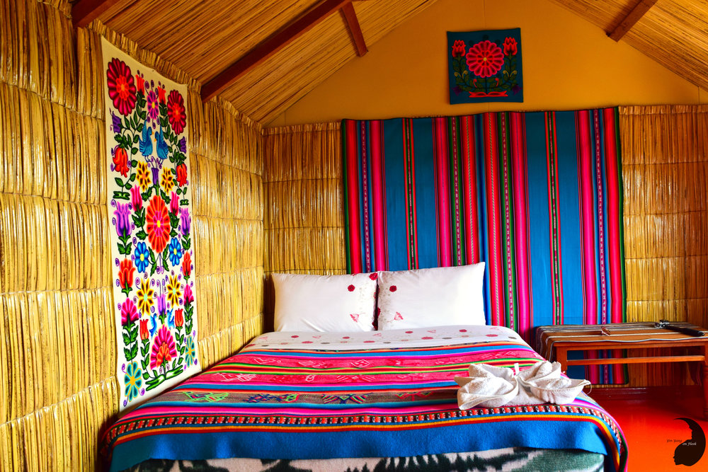 Uros Khantati Cabin Room