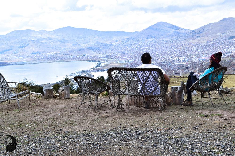 Puno, Lake Titicaca