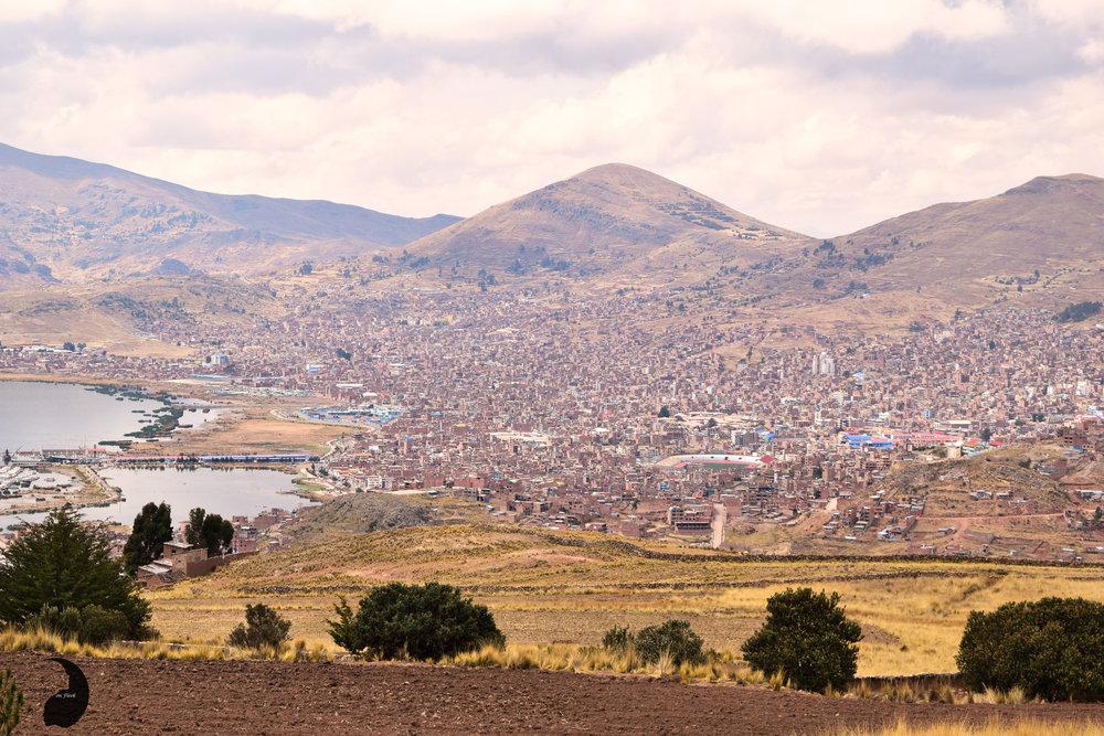 City of Puno