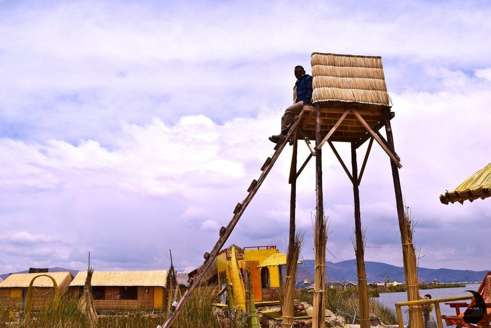 Uros Khantati- Island Life
